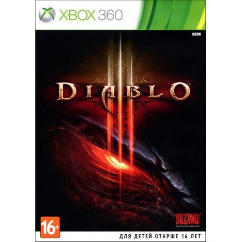 Diablo III Xbox 360 купить в новосибирске