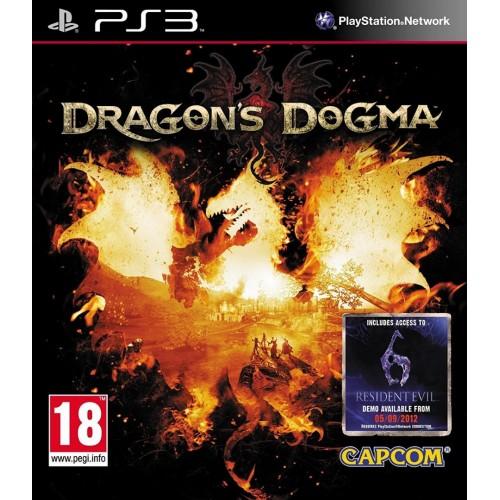 Dragon's Dogma PlayStation 3 Б/У купить в новосибирске