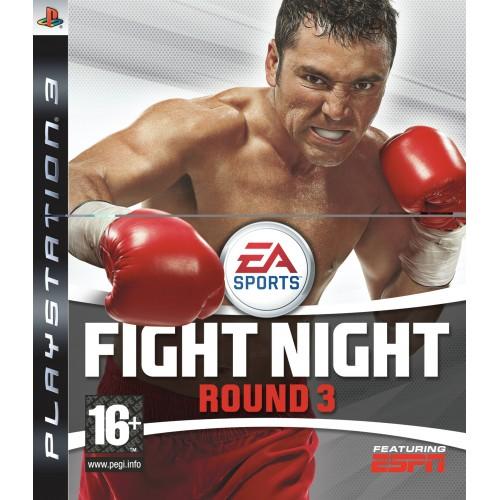Fight Night Round 3 [PlayStation 3] купить в новосибирске