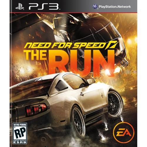 Need For Speed The Run PlayStation 3 Б/У купить в новосибирске