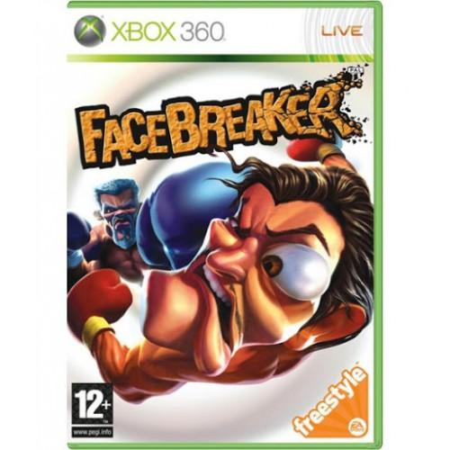 FaceBreaker Xbox 360 Б/У купить в новосибирске