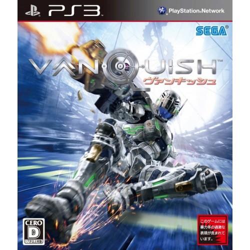 Vanquish PlayStation 3 Б/У купить в новосибирске