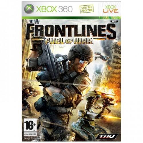 Frontlines Fuel of the War Xbox 360 Б/У купить в новосибирске