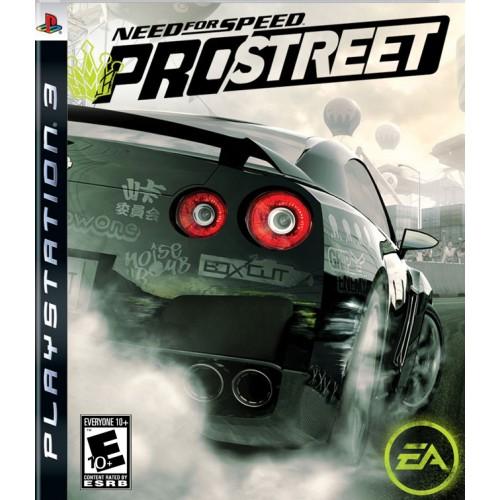Need For Speed ProStreet купить в новосибирске