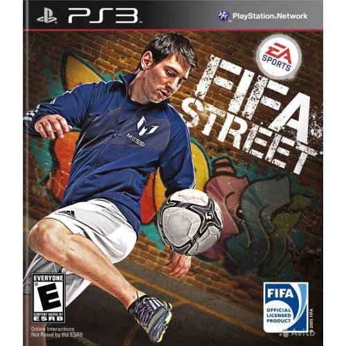 FIFA Street PlayStation 3 Б/У купить в новосибирске