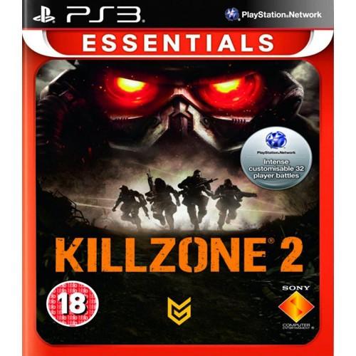 Killzone 2 PlayStation 3 Б/У купить в новосибирске