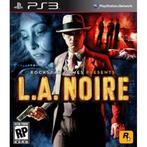 L.A. Noire [PlayStation 3] купить в новосибирске