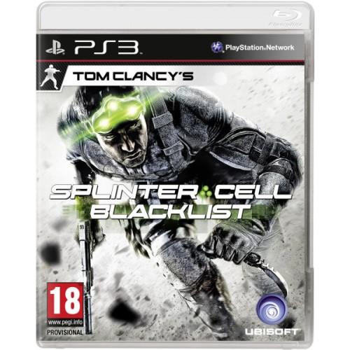 Splinter Cell: Blacklist PlayStation 3 Б/У купить в новосибирске