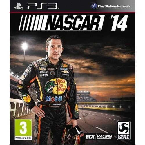 NASCAR 14 купить в новосибирске