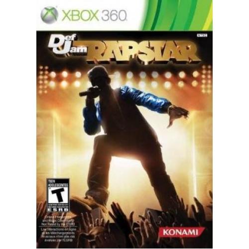 Defjam Rapstar Xbox 360 купить в новосибирске