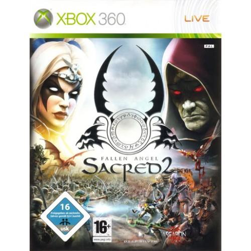 Sacred 2 Xbox 360 Б/У купить в новосибирске