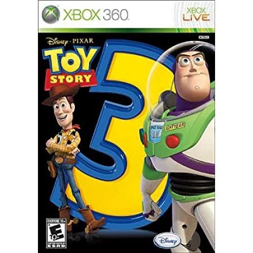 Disney История Игрушек Большой Побег Xbox 360 Б/У купить в новосибирске