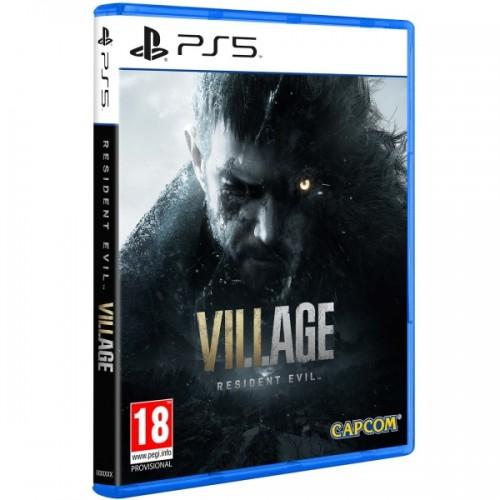 Capcom Resident Evil: Village PlayStation 5 (Б/У) купить в новосибирске