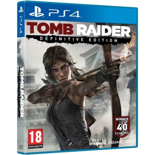 Tomb Raider купить в новосибирске
