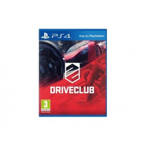DriveClub PlayStation 4 Новый купить в новосибирске