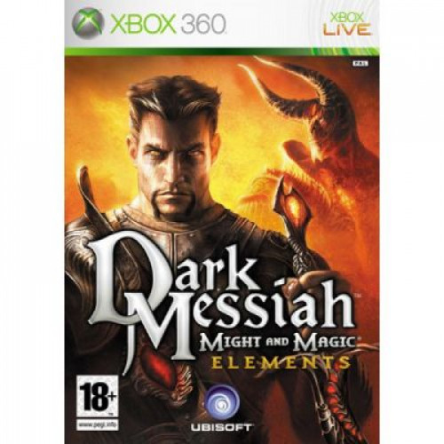 Dark Messiah Might and Magic Elements Xbox 360 Б/У купить в новосибирске