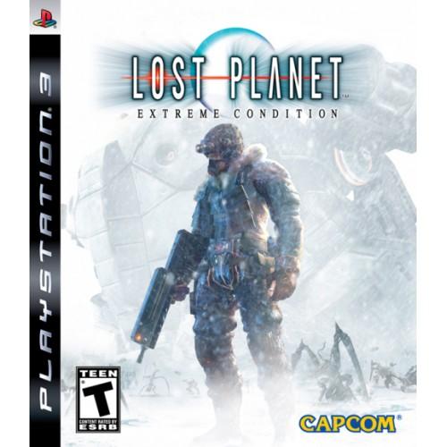 Lost Planet Extreme Condition PlayStation 3 Б/У купить в новосибирске