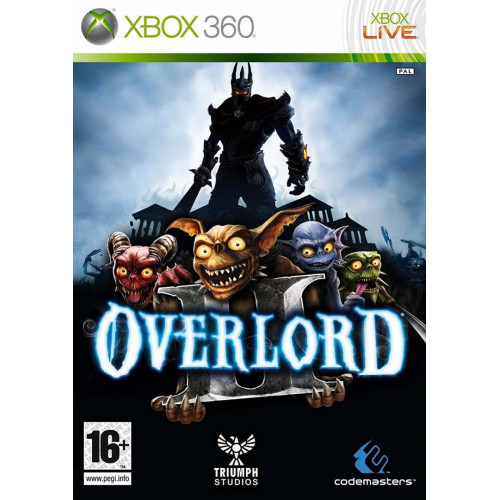 Overlord 2 Xbox 360 купить в новосибирске