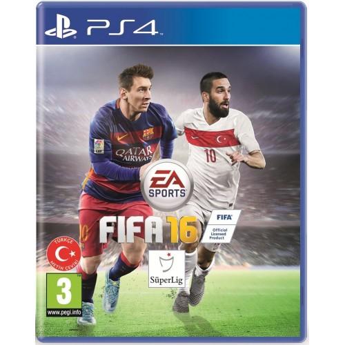 FIFA 16 ps4 купить в новосибирске