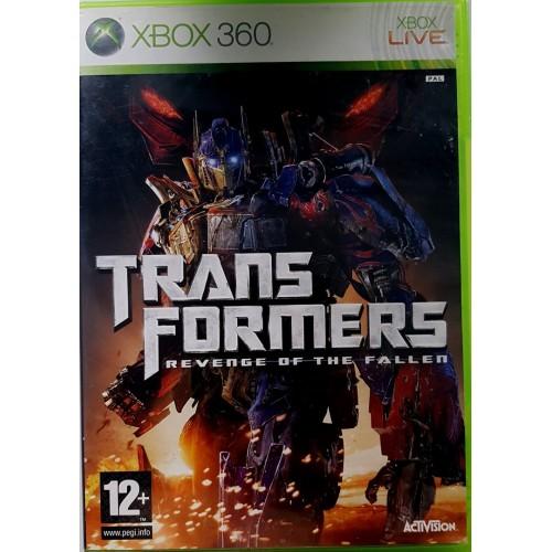 Transformers Revenge of the Fallen Xbox 360 купить в новосибирске