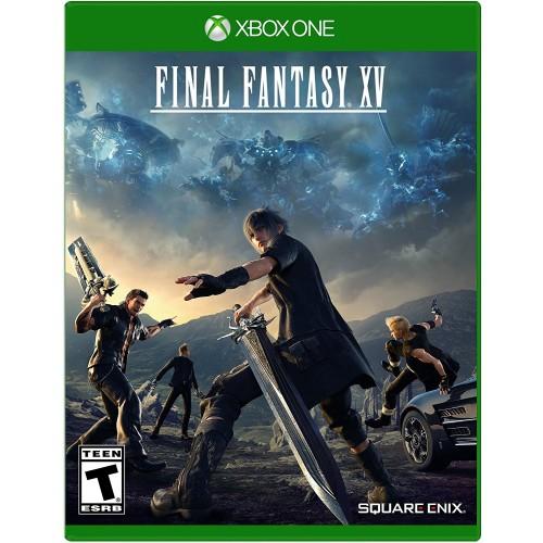 Final Fantasy XV Xbox One Новый купить в новосибирске