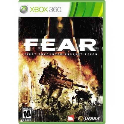 F.E.A.R: First Encounter Assault Recon Xbox 360 купить в новосибирске