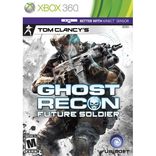 Tom Clancy's Ghost Recon: Future Soldier Xbox 360 купить в новосибирске