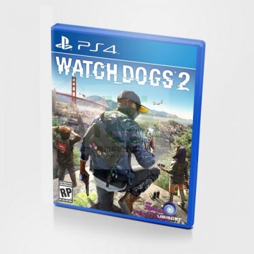 Watch Dogs 2 - (новый, в упаковке)  купить в новосибирске