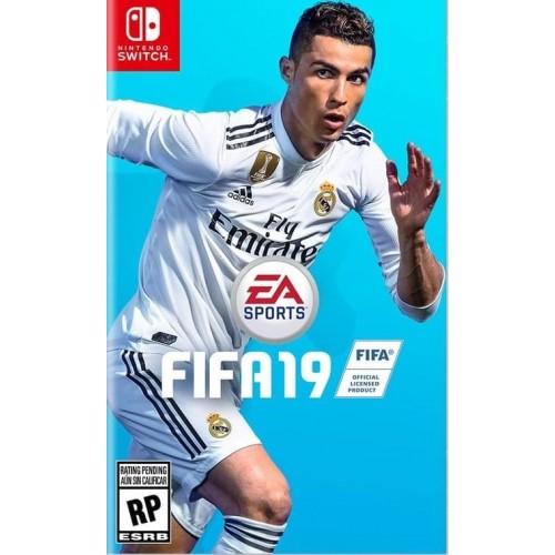 FIFA 19 Nintendo Switch Б/У купить в новосибирске