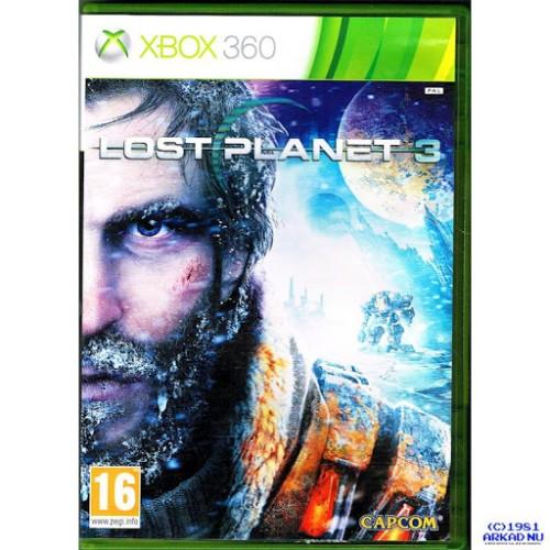 Lost Planet 3 Xbox 360 Б/У купить в новосибирске