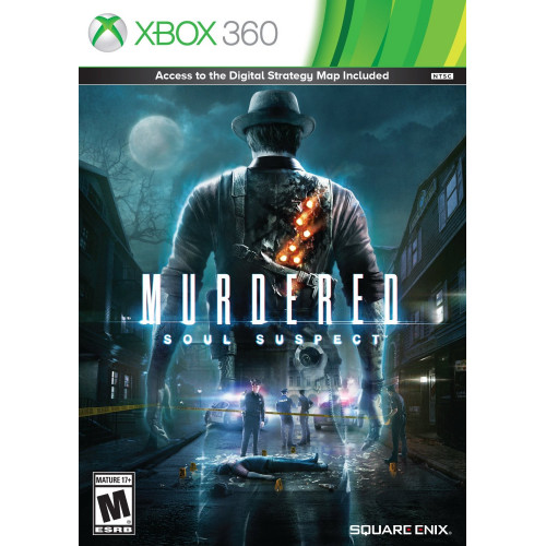 Murdered Soul Suspect Xbox 360 Новый купить в новосибирске