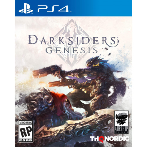 Darksiders Genesis PlayStation 4 Б/У купить в новосибирске