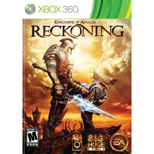 Kingdoms of Amalur: Reckoning Xbox 360 купить в новосибирске