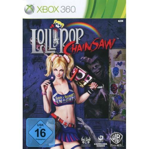 Lollipop Chainsaw Xbox 360 Новый купить в новосибирске