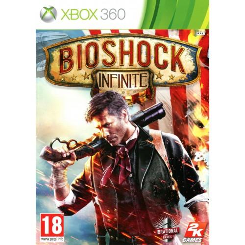 Bioshock Infinite Xbox 360 Б/У купить в новосибирске