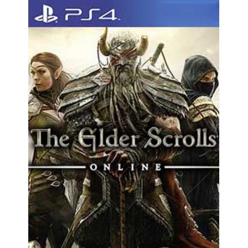 The Elder Scrolls Online PlayStation 4 Б/У купить в новосибирске