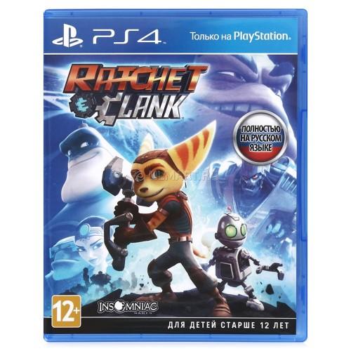 Ratchet & Clank PlayStation 4 Б/У купить в новосибирске
