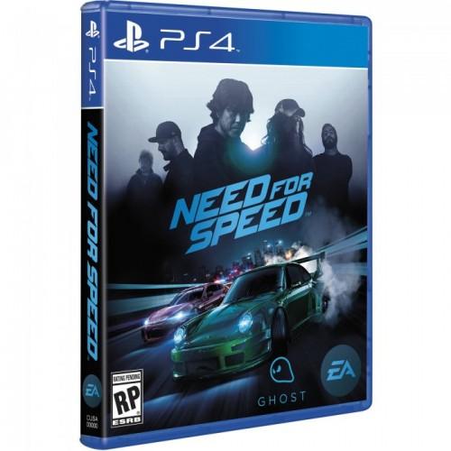 Need for Speed 2015 PlayStation 4 Новый купить в новосибирске