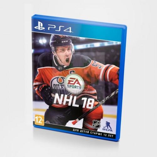NHL 18 купить в новосибирске