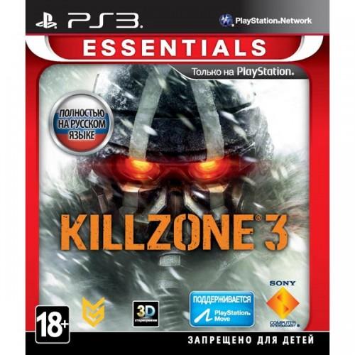 Купить Killzone 3 PlayStation 3 Б/У купить в новосибирске