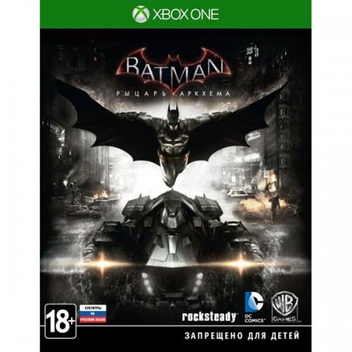 Batman: Рыцарь Аркхема Xbox One Б/У купить в новосибирске