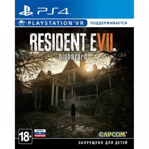 Resident Evil VII: Biohazard PlayStation 4 Б/У купить в новосибирске
