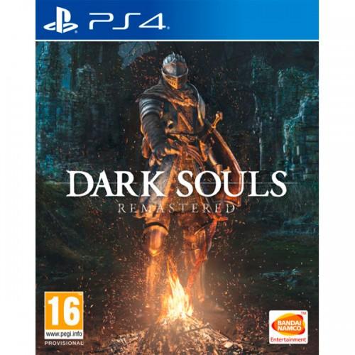 Dark Souls Remastered PlayStation 4 Б/У купить в новосибирске