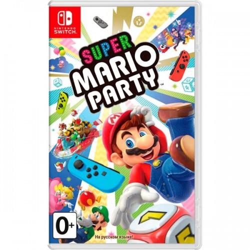 Super Mario Party купить в новосибирске