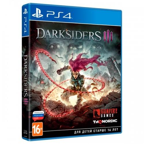 Darksiders 3 PlayStation 4 Новый купить в новосибирске