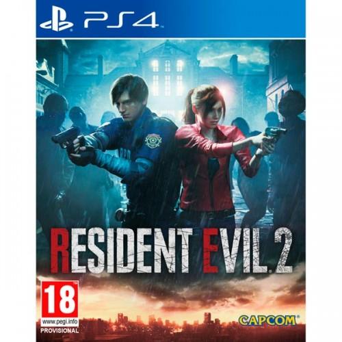 Resident Evil 2 PlayStation 4 Б/У купить в новосибирске