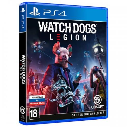 Watch_Dogs: Legion (Б/У)  купить в новосибирске