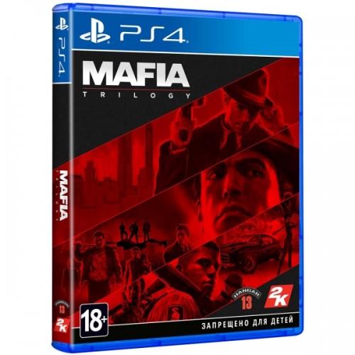 Take-Two Mafia: Trilogy (Б/У) купить в новосибирске
