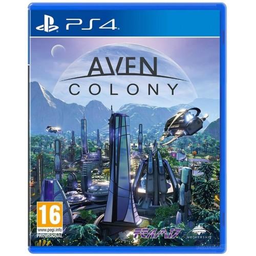 Aven Colony PlayStation 4 Новый купить в новосибирске