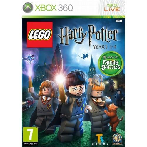 Lego Harry Potter Years 1-4 Xbox 360 купить в новосибирске